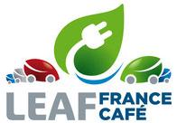Logo Leaf Café