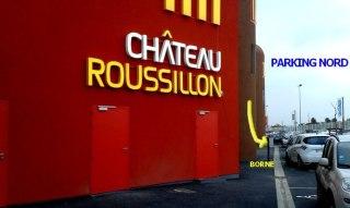 Chateau Roussillon 1
