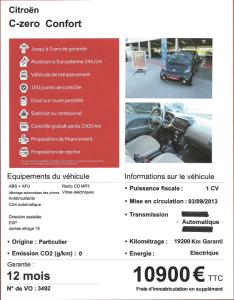 C-Zero chez Toyota